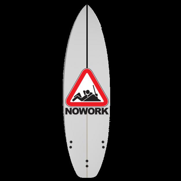 NOWORK SURFBOARD