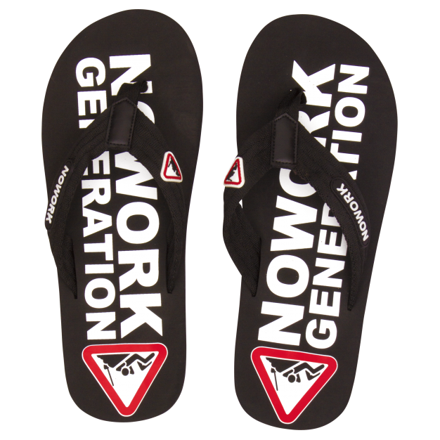 NOWORK GENERATION Flip Flop
