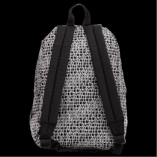 Black Backpack  Il Lavoro Nuoce alla salute