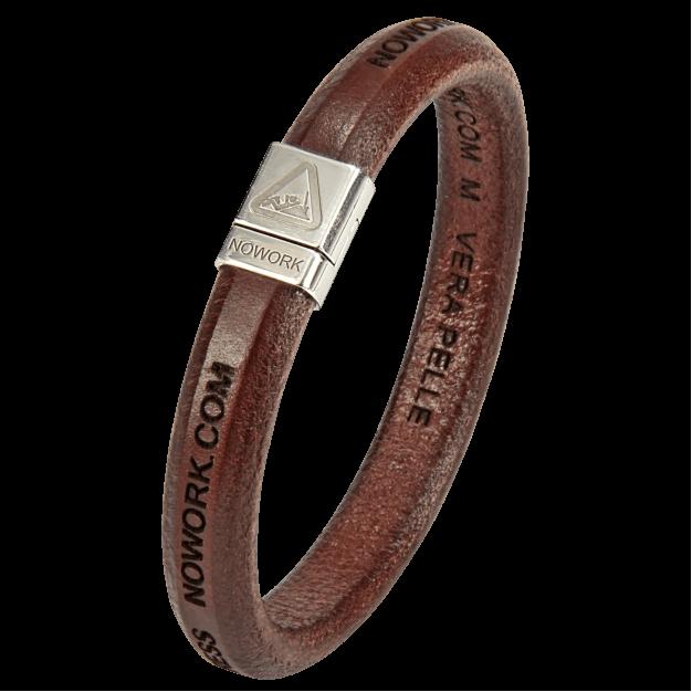 NOWORK IN PROGRESS Men Brown Bracelet