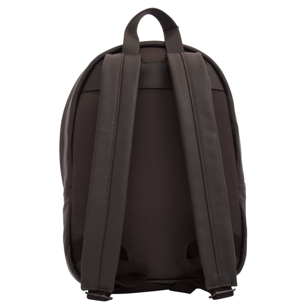 NOWORK IN PROGRESS Brown Small Backpack