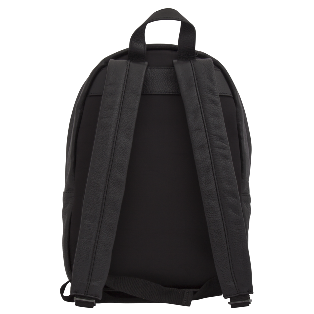 NOWORK IN PROGRESS Black Small Backpack
