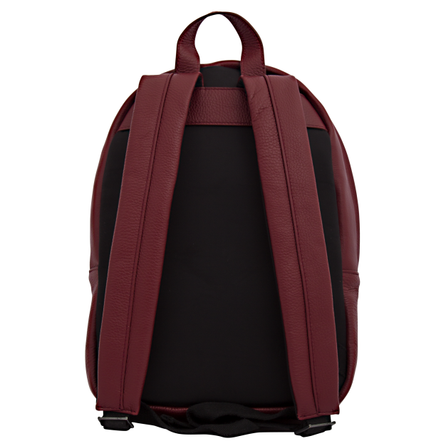 NOWORK IN PROGRESS Red Small Backpack