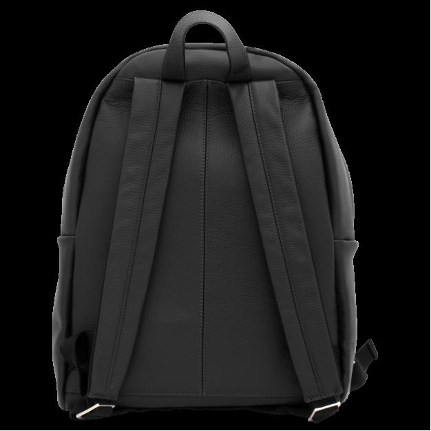 NOWORK IN PROGRESS Balck Leather Backpack