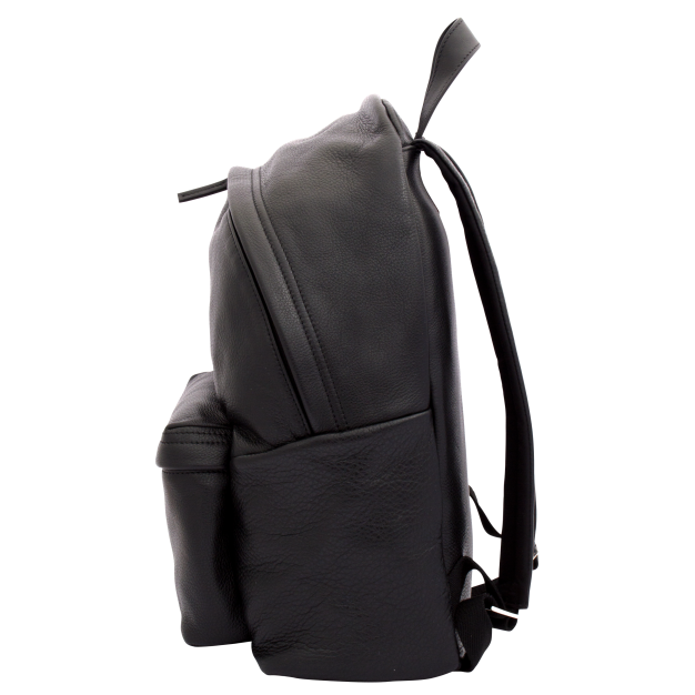 NOWORK IN PROGRESS Balck Leather Backpack
